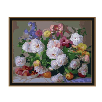 DIY 명화그리기 [ 황홀한 꽃 ] - 40cm*50cm