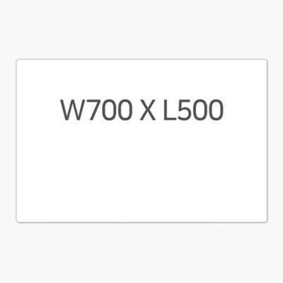 고무자석 화이트보드 W700 X L500