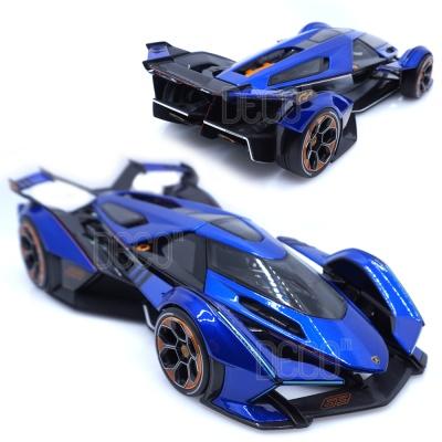 1:18 람보 V12 블루 비젼 그란투리스모 다이캐스트