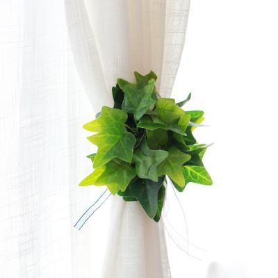 그린잎 커텐집게