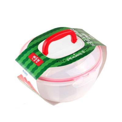 코멕스 바이오킵스 수박화채 보관용기 핸들형