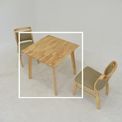 미크로 원목 2인 식탁 테이블