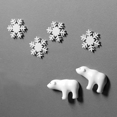 북극 냉장고자석