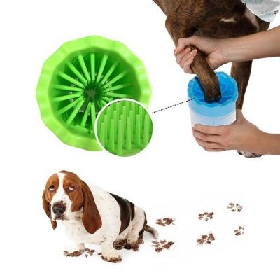반려동물 강아지 산책용품 발세척 도그워크 색상랜덤