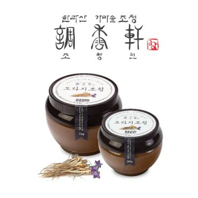 [조향헌] 청정제주 전통방식 도라지 조청 500g