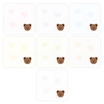 디어 곰 (7종)