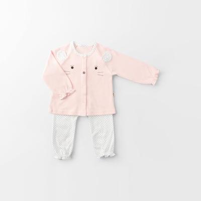 [메르베] 미니미f 신생아 아기 내의/실내복_사계절용