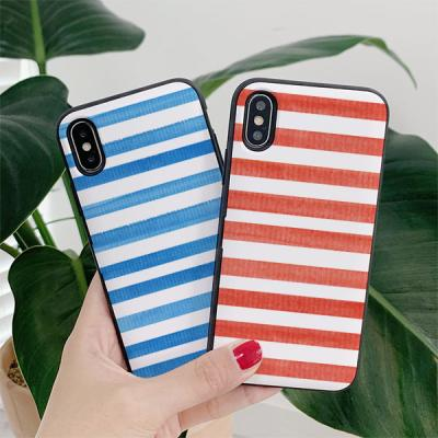 아이폰8 stripes 카드케이스