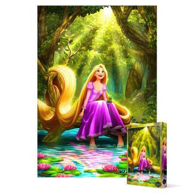 1000피스 직소퍼즐 - 라푼젤 마법의 숲