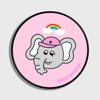 kkikki sky surfing-pink(스마트톡)