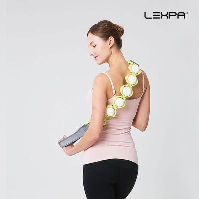 렉스파 YH-06 마사지로프 등 목 휴대용맛사지기