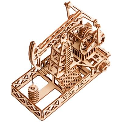 [3D퍼즐마을][우드트릭] WT013 원유 시추기