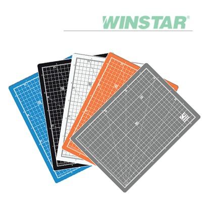윈스타 PVC 데스크 커팅 매트 A4 300X215[OH00032786]