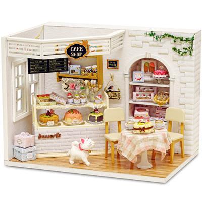DIY 미니어처하우스 케이크다이어리