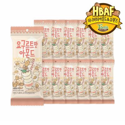 [길림양행] 요구르트맛 아몬드 30g_12봉