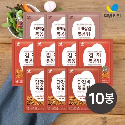 [더반키친]김치4+닭갈비3+대패3