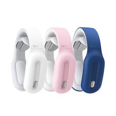 무선 목안마기 저주파 휴대용 마사지기 기계 충전식