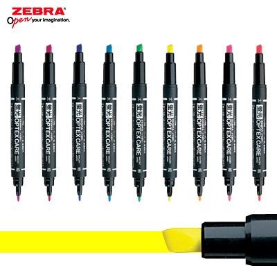 [00032240] 제브라 옵텍스케어 형광펜