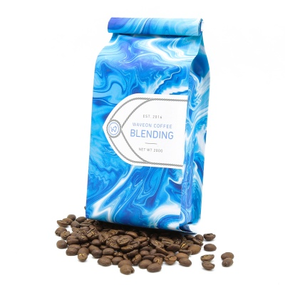 웨이브온 블랜드 원두 커피 200g