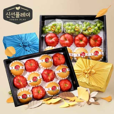 신선플레이 혼합 1호 추석 과일 선물세트