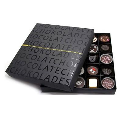 초콜릿박스-샤이니블랙 25구