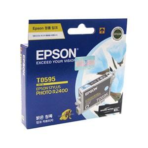 엡손(EPSON) 잉크 C13TO59570 / 밝은청록 / Stylus Photo R2400