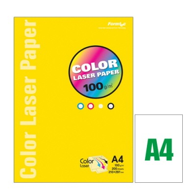 폼텍 COLOR LASER PAPER 100g/㎡/CL-10570