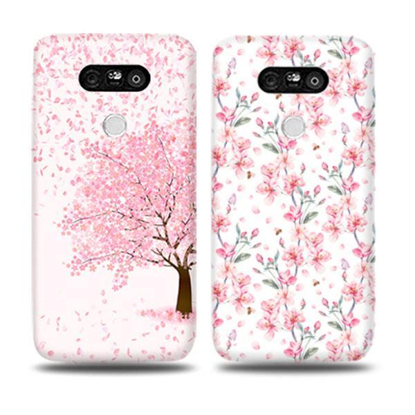 프리미엄 벚꽃날리는 날(LG폰 시리즈)
