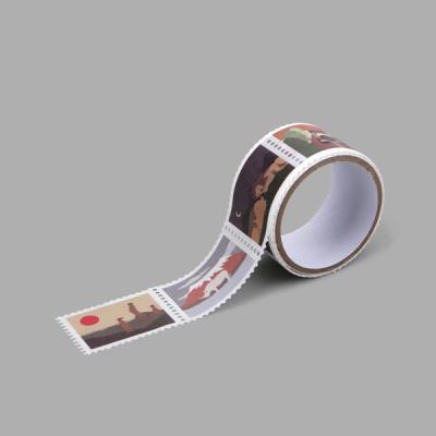 마스킹테이프 : stamp - 09 Safari
