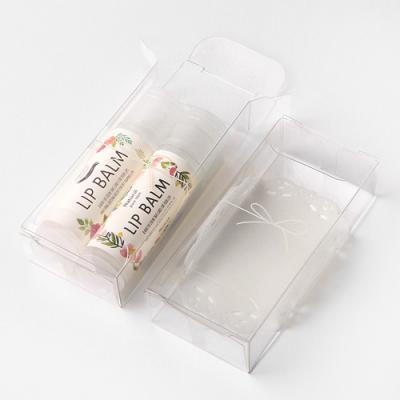 립밤 투명 2구 상자 (2개)