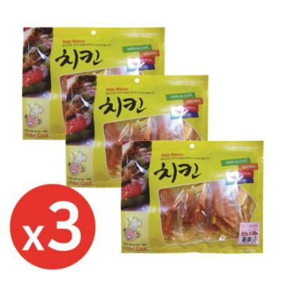 홈쿡(400g) 맛있는미니닭갈비x3개 강아지간식