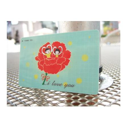 감사감사적립카드