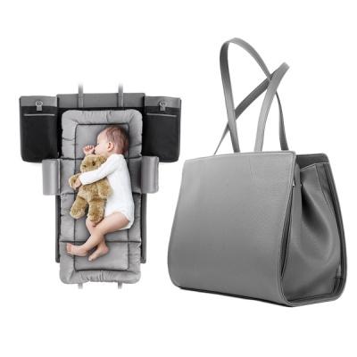 앤디랩 포트리백 휴대용 아기침대 기저귀가방 숄더백
