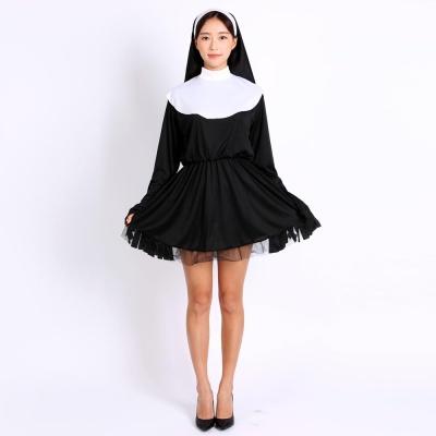 섹시 수녀의상
