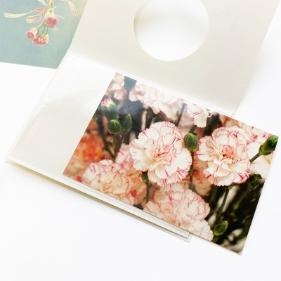 PHOTO MESSAGE CARD_THANK YOU VERY MUCH