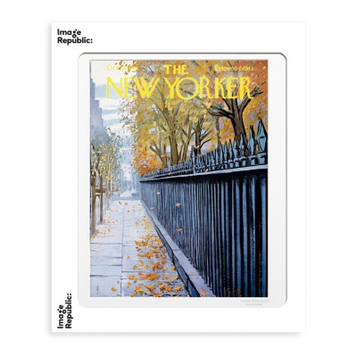 THE NEW YORKER/GETZ AUTUMN