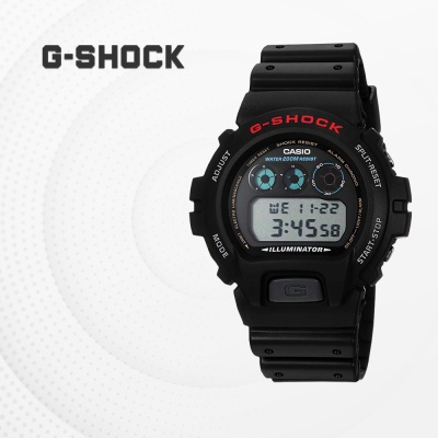 지샥 군인 군용 전자 패션 손목시계 DW-6900-1V