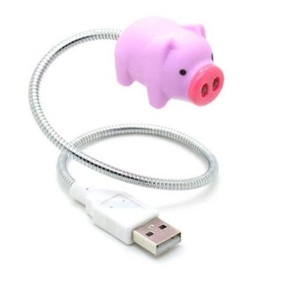 침실 거실 노트북 휴대용 랜턴 램프 USB LED 라이트