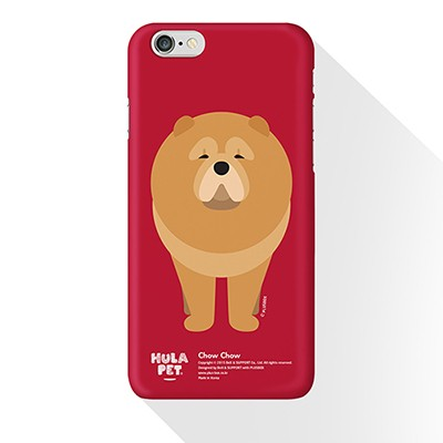 PLUSBOX HULA PET (Chow Chow) / 케이스 / CASE