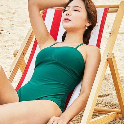 Woman verano beach 모노키니 수영복2color CH1611935