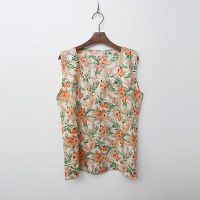 Hawaii Tank Blouse