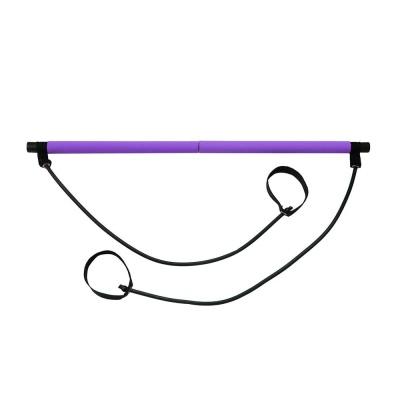홈트레이닝 튜빙 짐스틱(퍼플)