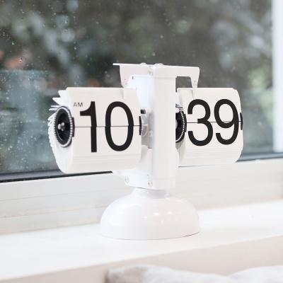 [무아스] 플립 탁상시계