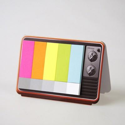 미니앳 컬러티비 Mini at color TV