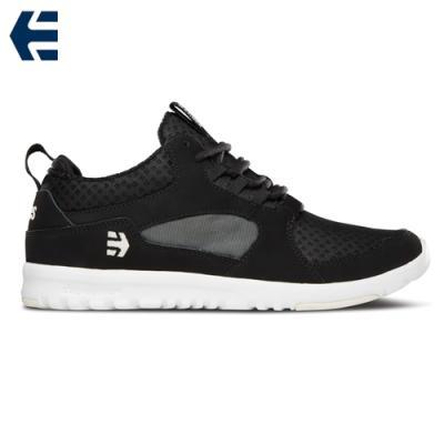[Etnies] SCOUT MT (Black/White)