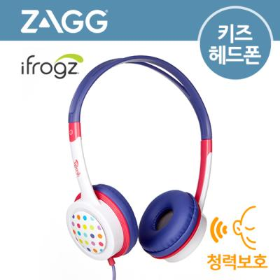 [ZAGG] Little Rockerz OE[핑크/퍼플_터틀][유아용헤드폰/청력보호]