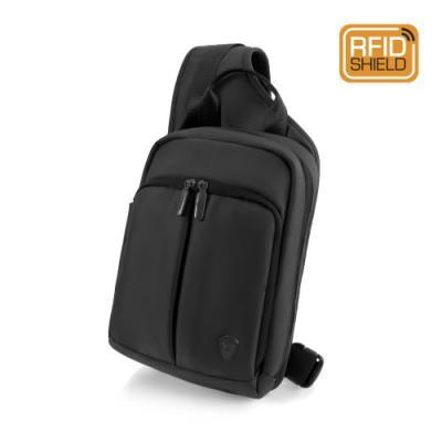 [헤이즈]하이라이트 RFID 테블릿 슬링 백팩