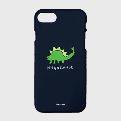 Stegosaurus-navy(color jelly)