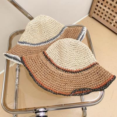 뜨개라인 지사 벙거지 모자 2color
