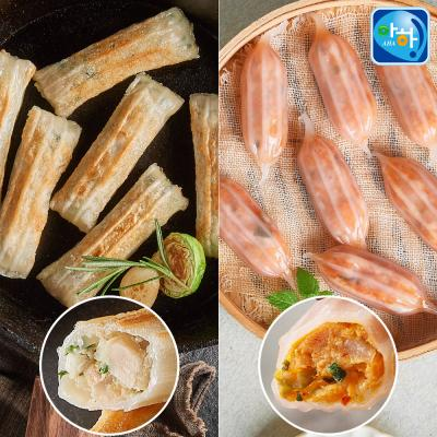 [아하식품] 명품마늘고기만두+꼬물이김치만두(총4팩)